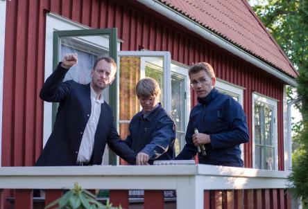 Per, Jonas och GammErik